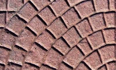 Reconstituted Stone Patio Flooring