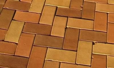 Brick Patio Paving