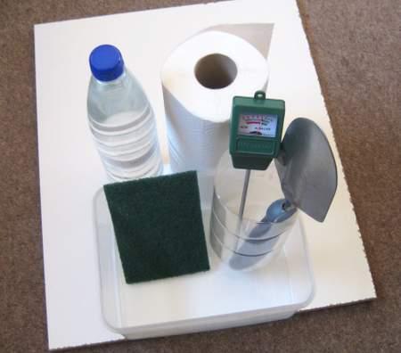 Equipment for Ph Meter Testing